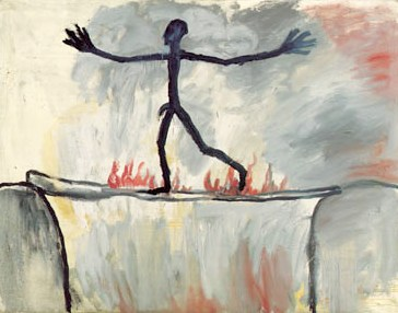 El tránsito, de A. R. Penck
