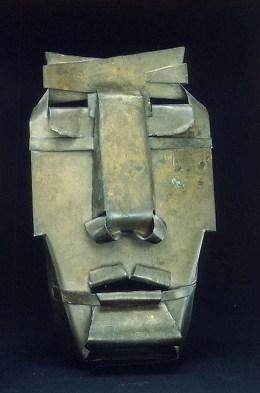 Máscara 551, de Germán Cueto