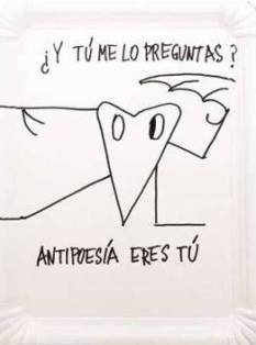 Artefacto visual, de Nicanor Parra