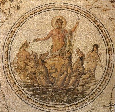 Mosaico de Neptuno