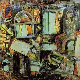 Ventanas, de Yasin Ghaleb