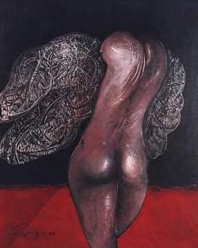 Ángel de la noche, de Víctor Chab