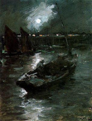 Nocturno, de Roberto Domingo