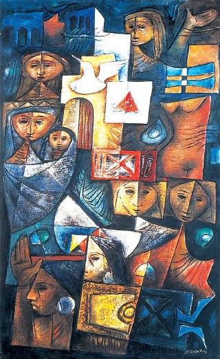 Identidad, de Leonardo Tejada