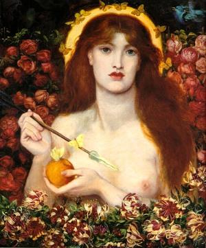 Venus Verticordia, de Dante Gabriel Rossetti
