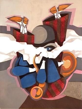 El jazzman, de Enrique Marín