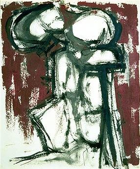 Dos figuras, de Julio Rosado del Valle