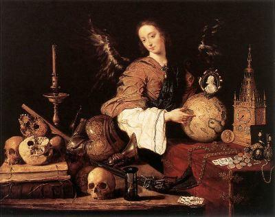 La vanidad, de Antonio de Pereda
