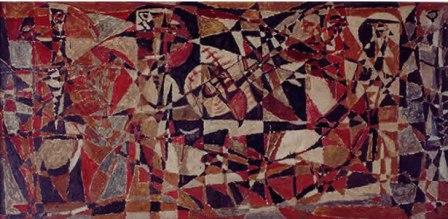 Largo cubista, de Paul Giudicelli