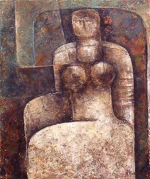 Mujer 1, de Nina Bebout