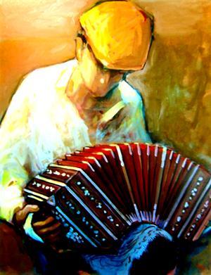 Músico, de Koki Ruiz
