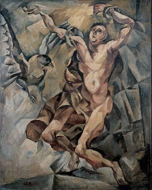 Prometeo, de Antonín Procházka