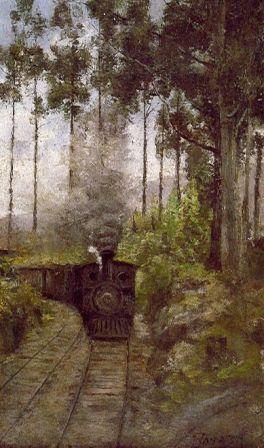 El tren de las cinco, de Ricardo Borrero Álvarez