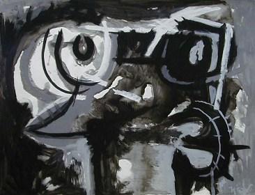 De la serie Zoología mental, de Rodolfo Nieto