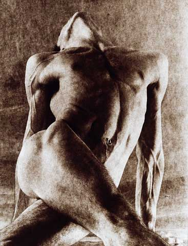 Desnudo, de Toni Catany