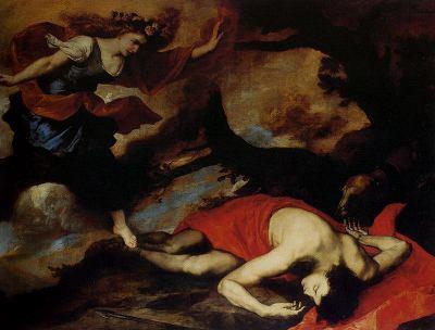 Venus y Adonis, de José Ribera