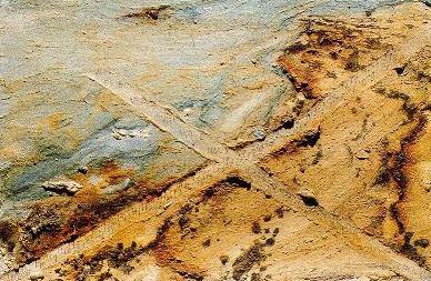 X, de Miquel Barceló