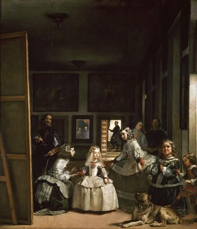 Las Meninas, de Diego de Velázquez