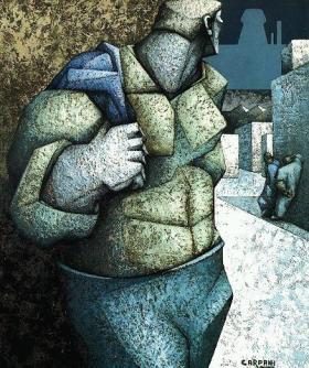 Desocupado, de Ricardo Carpani