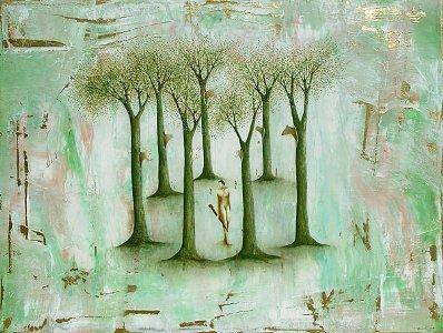 Bosque encantado, de Humberto Castro