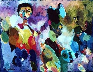 Creador de ilusiones VII, de Orlando Arias Morales