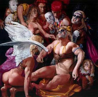 El ángel caído, de Enrique Senís-Oliver