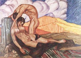 El triunfo de la naturaleza, de Cecilio Guzmán de Rojas