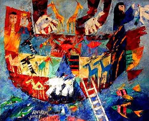 Arca de Noé, de Ben Avram