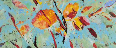 Pasan y arden, de Luis Lizardo