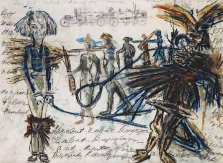 La proyección del auténtico cuerpo, de Antonin Artaud