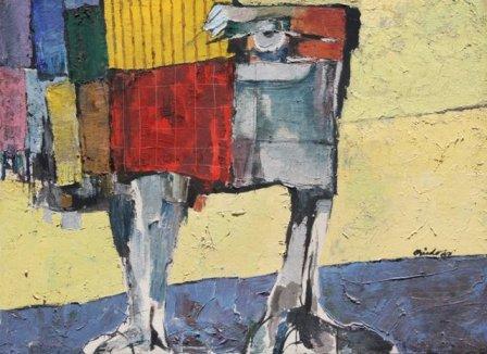 El buhonero, de Ramón Oviedo
