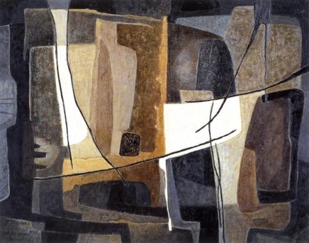 Composición, de Manuel Rivera