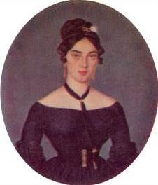 Doña Joaquina Valdez y Cepeda, de Francisco Cabrera