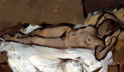 Desnudo, de Ricardo Macarrón