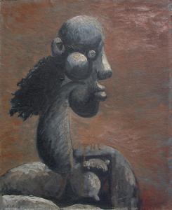 Mujer, de Roberto Diago