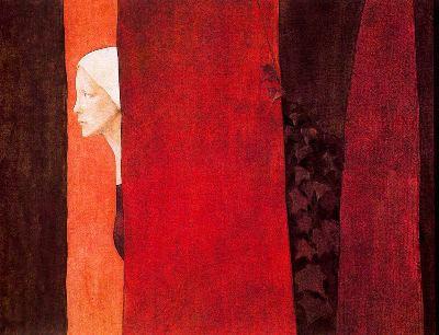 Perfil femenino, de Montserrat Gudiol