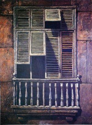 La ventana, de Ernesto Barreda