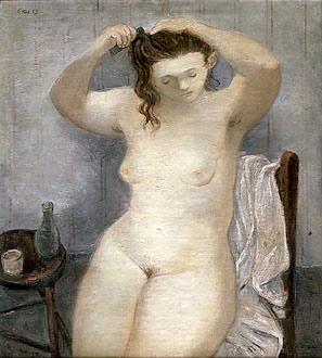 Desnudo, de Enrique Grau