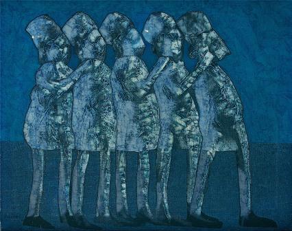 Azafatas, de Antonio Quirós