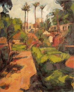 Jardines de Sevilla, de Jorge Pedraza López