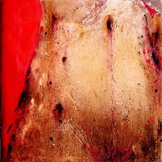 Desnudo femenino, de Amaya Bozal