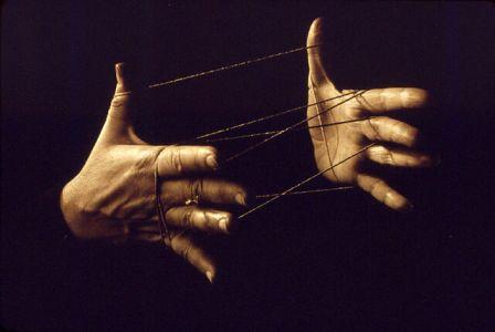 Juegos de manos, de Matilde Marín