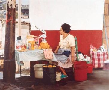 Jugo de naranja, de Verónica García Lao