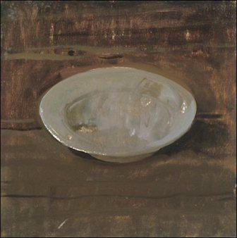 Plato vacío, de Jorge Bayo