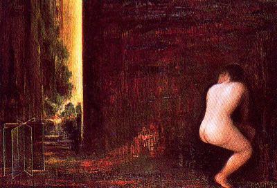 Proserpina en invierno, de Guillermo Pérez Villalta