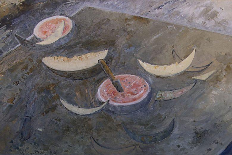 Bodegón, de Diego Jesús Jiménez