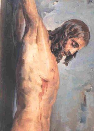 Cristo de la Buena Muerte, de Félix Rebello de Toro
