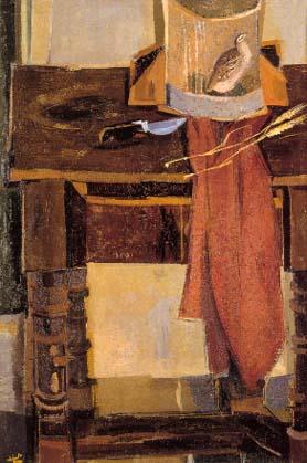 Bodegón de paloma, de Álvaro Delgado