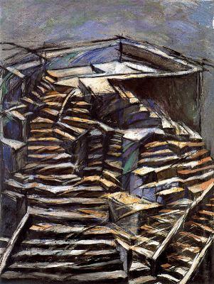Escalera, de Virginia Lasheras
