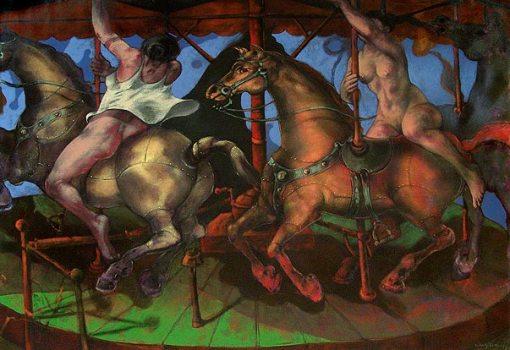 Carrusel, de César Menéndez